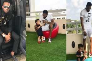 Nigerian woman ward off attackers blaming D'banj and wife for son's death