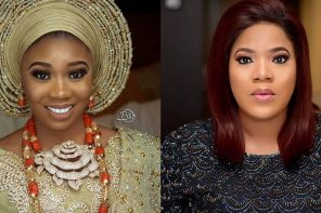 Actress Wumi Toriola apologizes to Toyin Abraham for shading her and saying her Engagement is fake