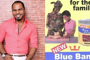 Ramsey Noah The Face Of Blue Band Margarine At Age 8 (Throwback Photo)