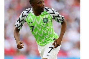 Dear super eagles, where is our shaku shaku?