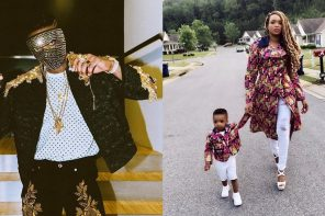 Wizkid's 2nd Baby Mama Continue to Slam Him For Being a Deadbeat Dad as She Celebrates Father's Day (photos)