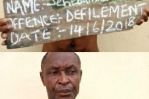 Four men defile 8-yr-old hawker in Rivers State (Photo)