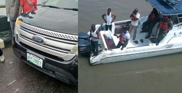 Image result for new details of woman that jumped into lagos lagoon