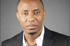 Corrupt politicians no longer afraid of going to jail because they know they only have to join APC – Sowore replies Buhari