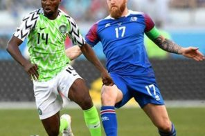 Iheanacho reveals what Super Eagles will do to Argentina