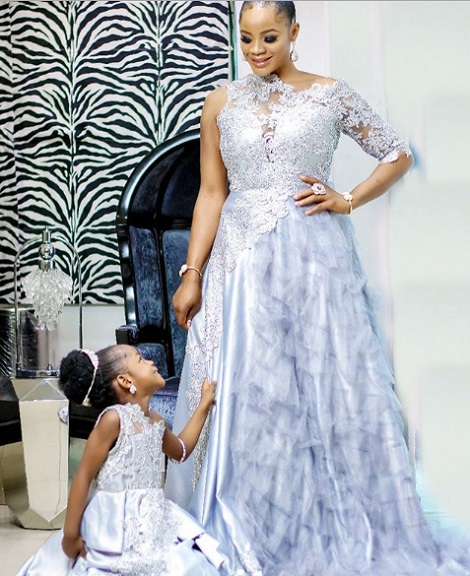 I'm Proud To Be A Single Mom - Actress Uche Ogbodo Says As She