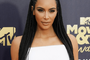 Kim Kardashian replies critics who slammed her for wearing Fulani braids