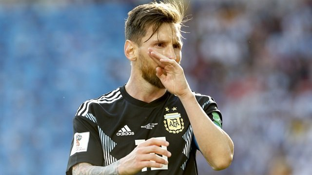 Lionel Messi 'hurt' by penalty miss in Argentina's draw with Iceland