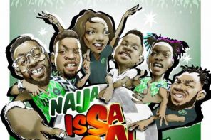 Music: Naija Issagoal Remix — Naira Marley, Falz, Olamide, Simi, Lil Kesh and Slimcase