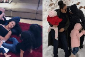 You Deserve Some Accolades' – John Dumelo Praises Nadia Buari on the birth of her 4th Child