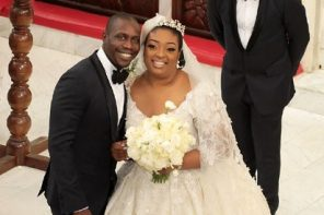 One year after their wedding, Olusegun Obasanjo's son drags wife to court over domestic violence.