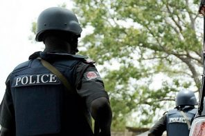 Police nab Young man at Ikeja after stealing from an undercover police