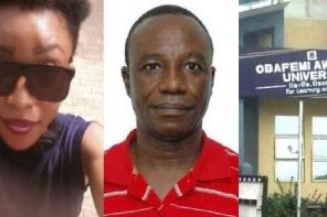 Real reason why OAU Professor was sacked today by the school