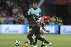Referee who officiated Nigeria vs Croatia hospitalized