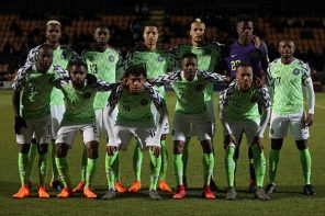 Super Eagles rated as the third worst team after first round of games at the 2018 World Cup