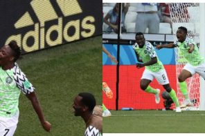 World Cup 2018: Nigeria defeats Iceland 2-0, Ahmed Musa makes history