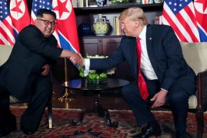 Trump Releases 'Very Nice' Letter from Kim Jong-Un