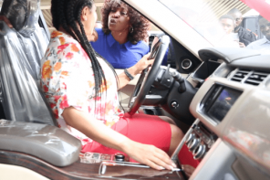 """Why Peter bought a Range Rover for me"" – Lola Omotayo shares"