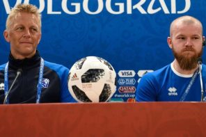 World Cup 2018: Iceland coach permits players to have sex with their wives ahead Nigeria clash