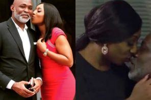 """My Passionate Kiss With RMD Comes With The Job"" – Dakore Akande"