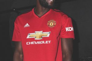 New Manchester United Jersey To Cost 91,000 Naira