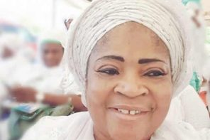 57-year-old Singer, Salawa Abeni says – 'Men still pester me for love'