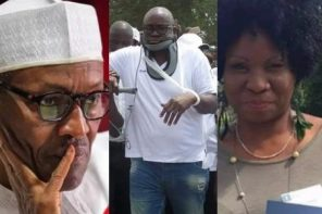 """Buhari after the life of my brother"" — Governor Fayose's sister"