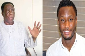 """""""Kidnappers think he sends millions to me, he doesn't even call me"""" – Mikel Obi's father, reveals"""