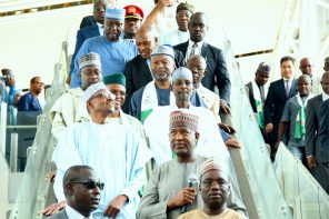 Buhari inspects newly built Nnamdi Azikiwe airport(Photos)