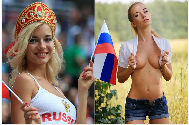 Which country has the sexiest girls