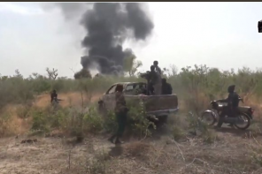 Boko Haram Releases Footage Of Attacks On Military Men In The North