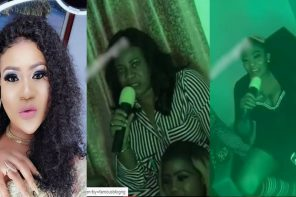 Nkechi Blessing fails woefully after she was asked to spell Hippopotamus (video)