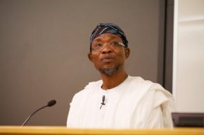 I have never earned a dime as salary since I became governor- Aregbesola