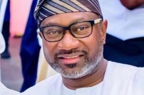 10 Years Challenge: Business Mogul, Femi Otedola, Drops Classy Throw Back Picture