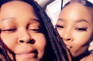 Charlyboy's daughter, Dewy, shows off lesbian partner (Video)