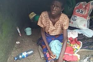 Children abandon their mother after a pastor labeled her a witch in Delta State