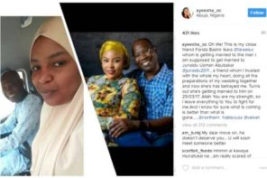 Farida Bashir, the Lady accused of snatching her best friend's fiance last year, dies