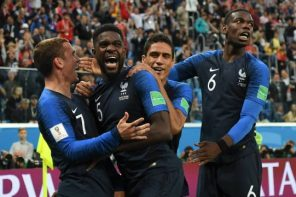 France wins Russia 2018 FIFA World Cup Tournament