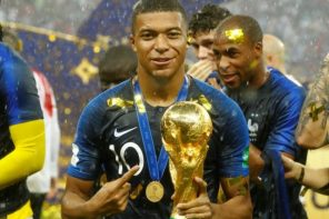 Mbappe Donates Entire World Cup Money to Charity