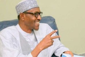 Buhari's N10k loan to petty traders takes off