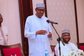 """I am a very slow reader"" – President Buhari"