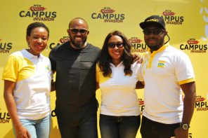OAU Stands Still For The MTN Pulse Campus Invasion