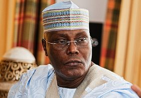#OsunDecides: Don't alternative results,  Atiku warns INEC