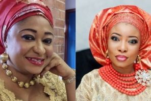 Liz Anjorin slams Ronke Oshodi-Oke again, she reacts (Video)
