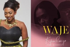 Music: Waje Ft. Timaya – Kponlongo