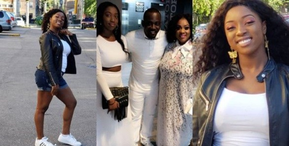 Pasuma celebrates daughter on her 16th birthday