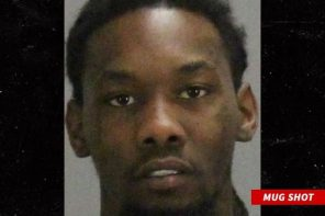 Rapper, Offset arrested for Gun and Drug Possession in Georgia (Photos)