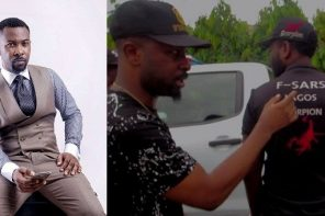Ruggedman reveals 'how to identify real SARS operatives' (Video)