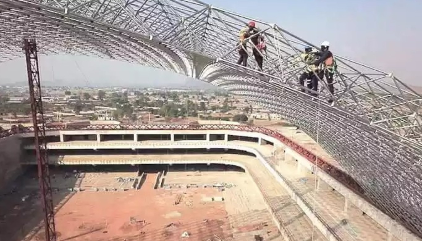 See Pictures Of The World S Biggest Church Auditorium In
