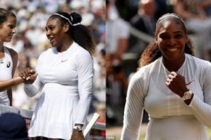 Serena Williams reaches Wimbledon final for the tenth time